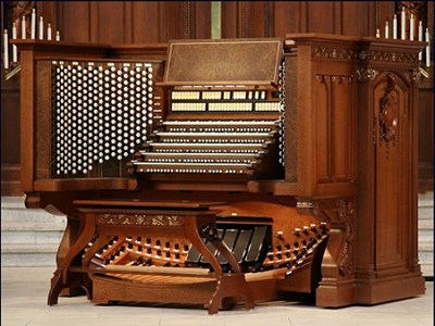 pipe organs in Melbourne
